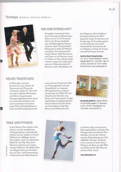 Wiener Journal 09.11.2012