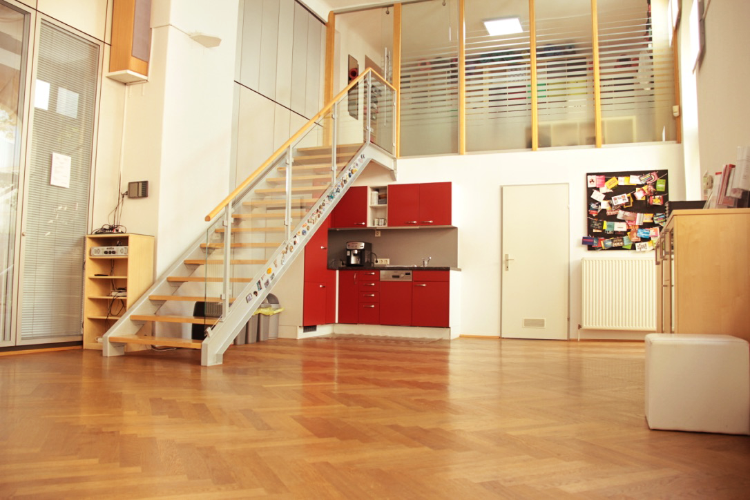 Tanzstudio Saal1