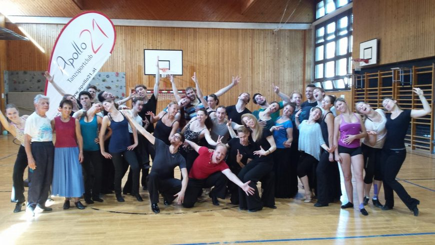 Trainingscamp 2015 – BZ Floridsdorf