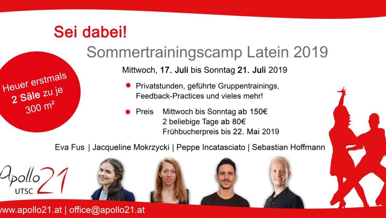 Latein Trainingscamp im Sommer!!! – Profitiere vom Frühbucherbonus bis zum 22. Mai :)