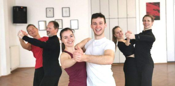 Tanzen im Paar